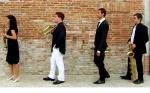 exctere saxopone quartet