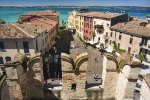 Sirmione-panorama-del-paese-storico