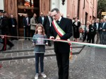 Inaugurazione della Fiera del Grana Padano dei prati stabili